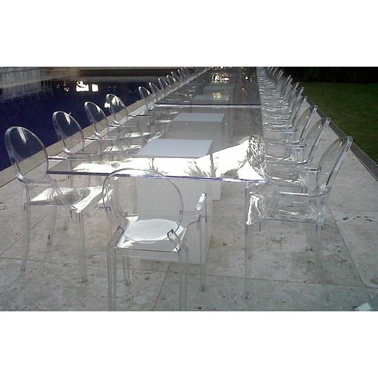 Acrylic Dining Table