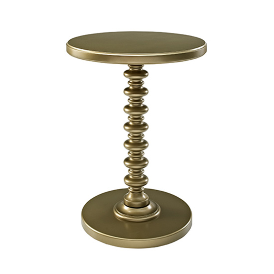 Phoebe Table - Gold