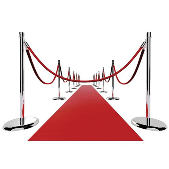 35′ Red Carpet